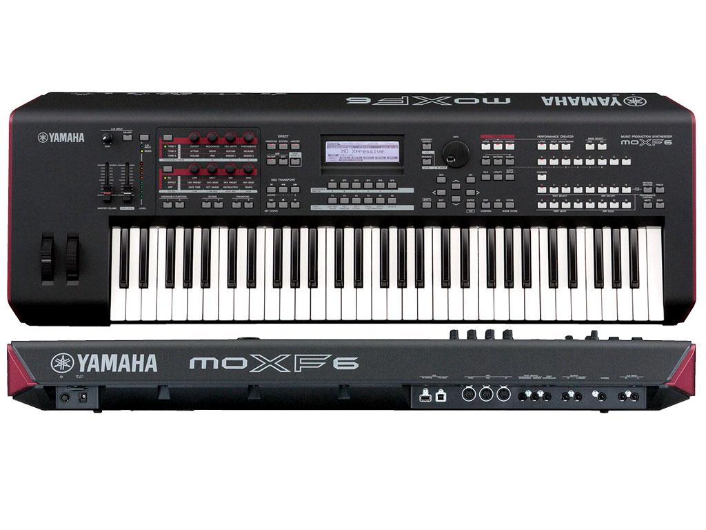 Yamaha Rhodes Sound Moxf
