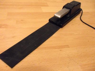 Tips : Sustain pedal prevent slipping
